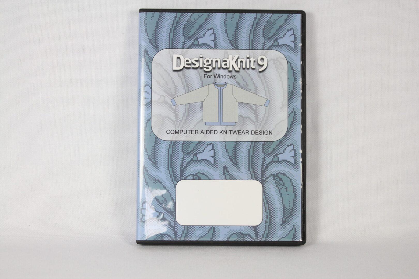 99601B Upgrade From DesignaKnit 8 Professional Version to DesignaKnit 9 Standard Version